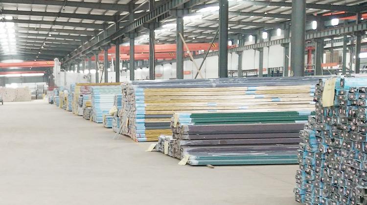 实力保障2.6万㎡生产基地