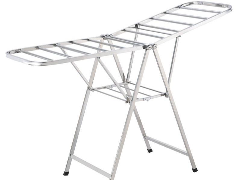 落地阳台折叠晾衣架