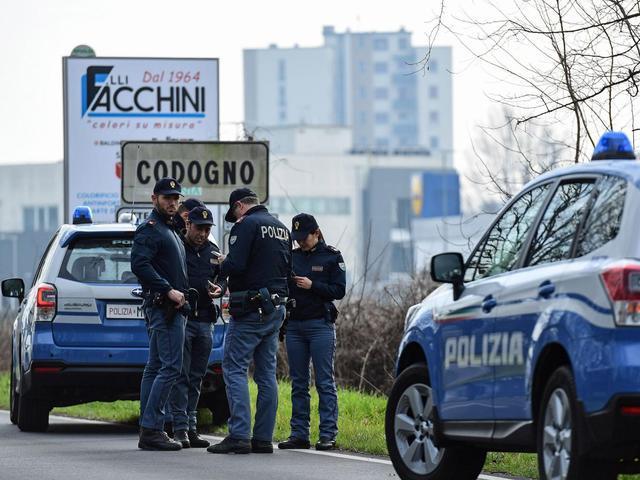 意大利感染新型冠状病毒的人数激增