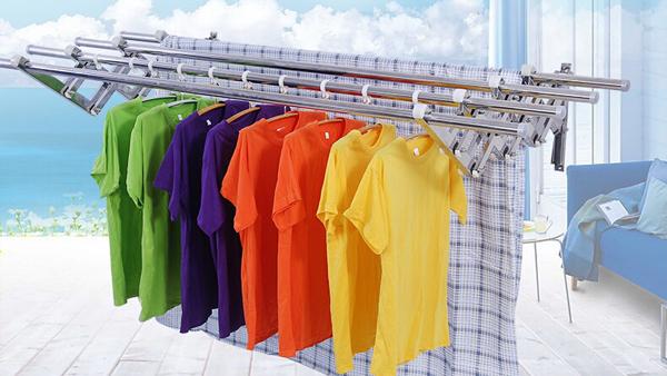 美伊晾衣架规模化管理,供货速度快