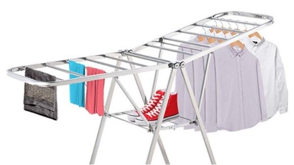 晾衣架厂家-翼型晾衣架和小户型住房更般配