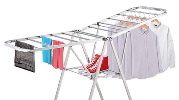 晾衣架厂家-折叠晾衣架选购时一定要注意这一点!
