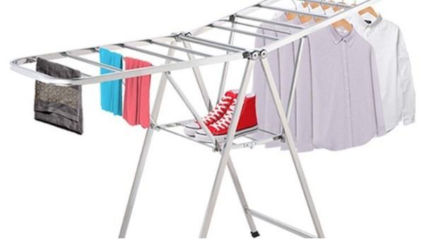 晾衣架厂家--怎么可以长时间使用折叠晾衣架